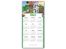 All Year-Round Landscaping Calendar Cards